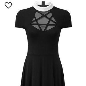 Killstar co. Hades Skater Dress